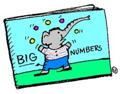 The Big Numbers – Veliki brojevi