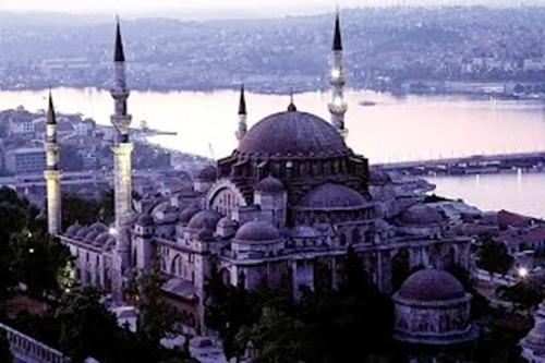 Sultan Sulejman i starica