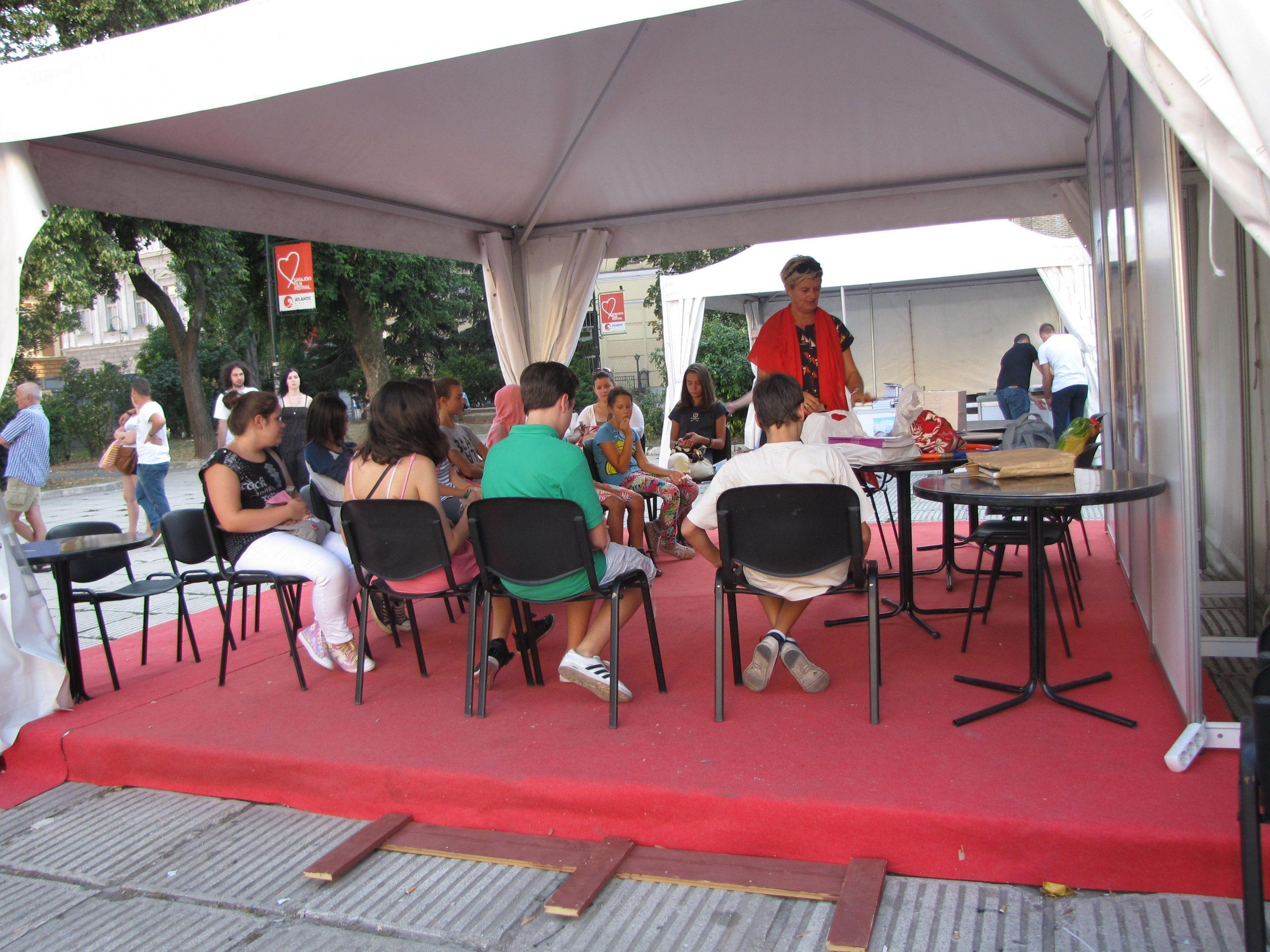 Učešće Asocijacije na 7. Summer Book Fest-u i Ljetnoj književnoj pozornici