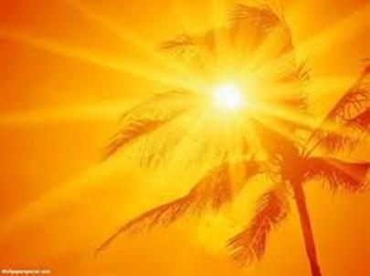 O sunčevom zračenju