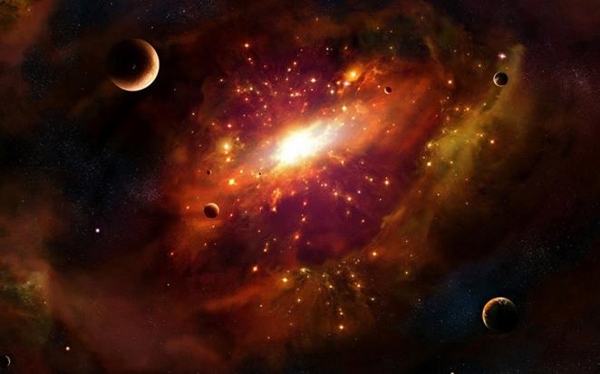 Stvaranje svemira