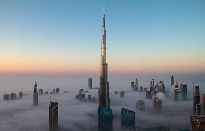 Burj Khalifa – najviša građevina na svijetu