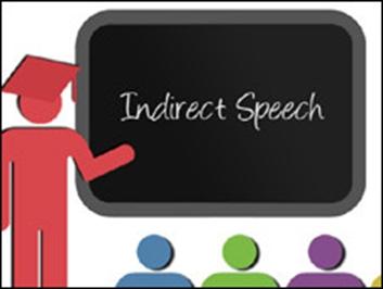 Indirect (Reported) Speech – Indirektni govor