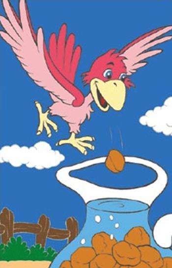 Žedna vrana
