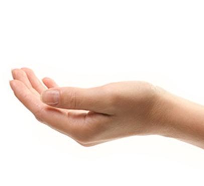 Liječenje dlanovima