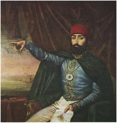 Sultan Mahmud i razbojnici