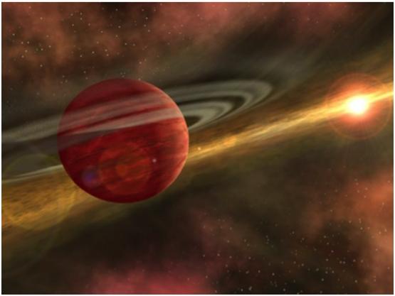 Otkriven planet koji ne bi trebao postojati