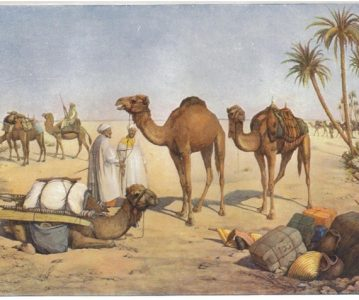 Šah Mahmud i mudri Ajaz