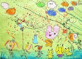 Crtam ti priču – dječji crtež