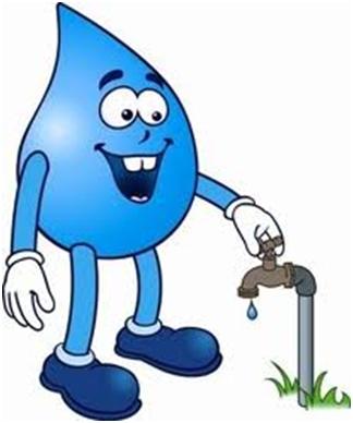 Nikad ne rasipaj vodu!