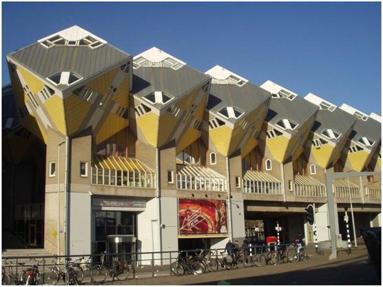 Orginalne građevine