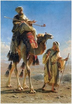 Beduin i mudrijaš bez djela