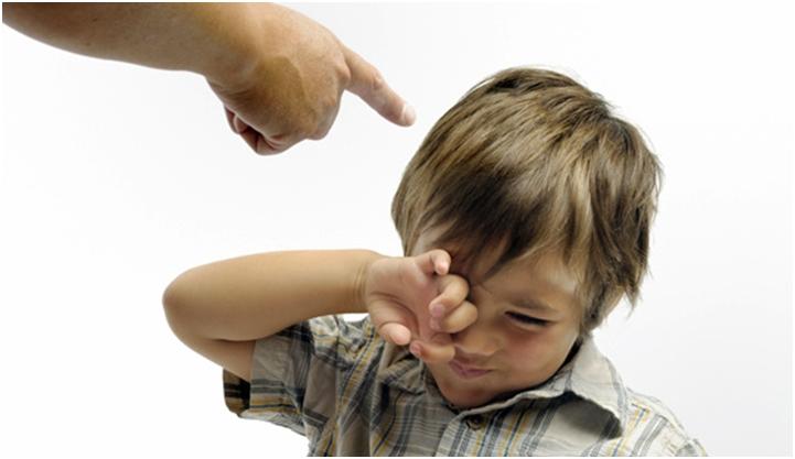 Kažnjavanje djece