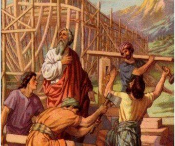 Nuh, alejhis-selam (1. dio)