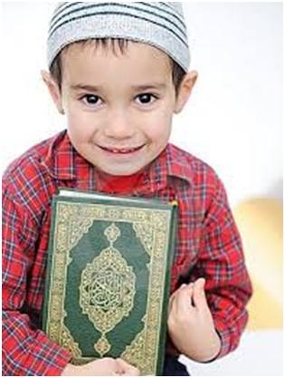 Najmlađi uče Kur'an