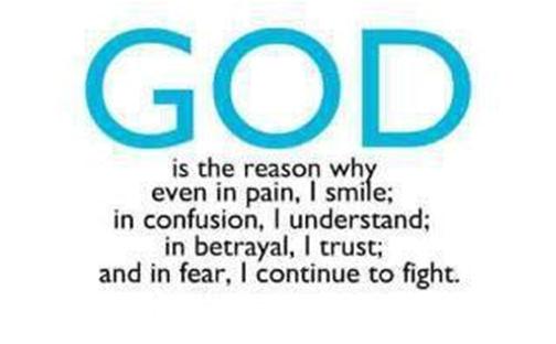 Vjera u Boga