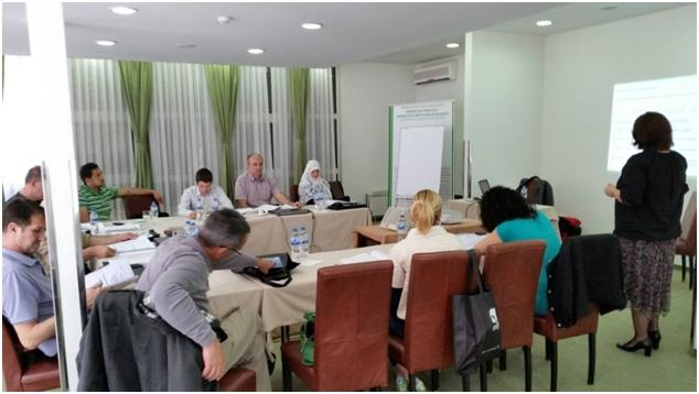 Učešće u Programu osposobljavanja energetskih certifikatora