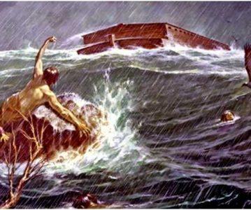 Nuh, alejhis-selam (3. dio)