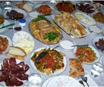 Iftar i pretjerivanje