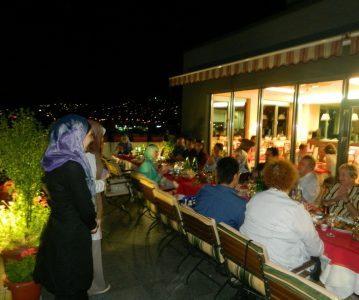Iftar u Terasi