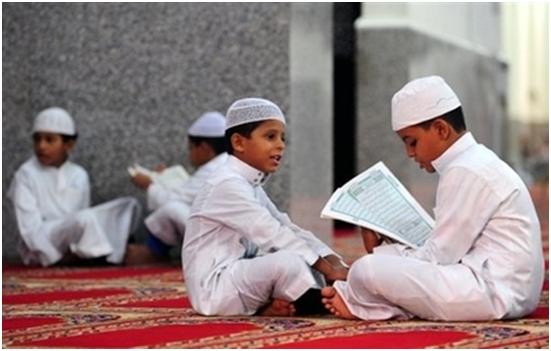 Hajde da učimo hifz! 'Amme džuz (Et-Tīn, El-'Aleq)
