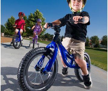 Kada djeca vožnju uče