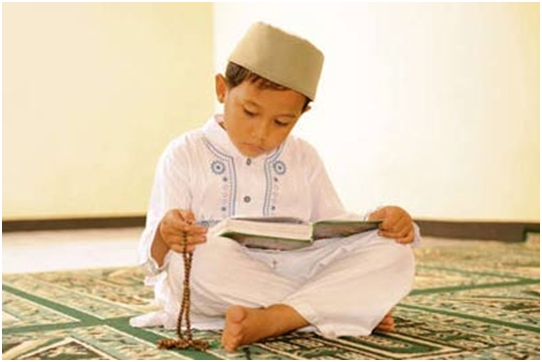 Hajde da učimo hifz! 'Amme džuz (El-Inšiqāq)