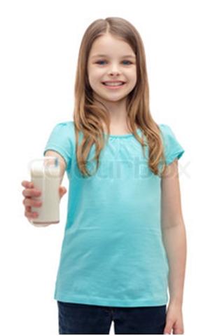 Čaša mlijeka
