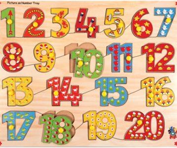 Učimo da brojimo do 20