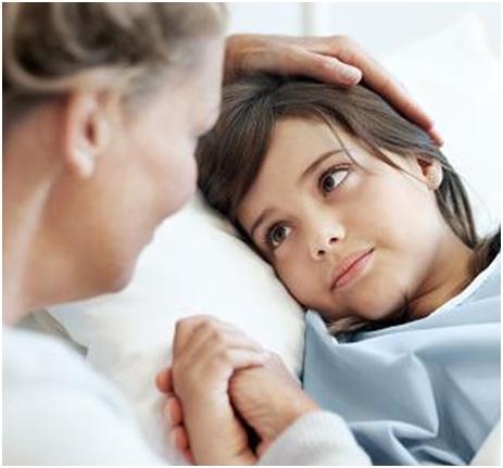 Podrška obiteljima s kronično bolesnom djecom