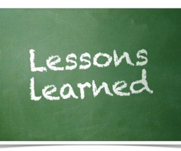 What have we learned? – Šta smo naučili?