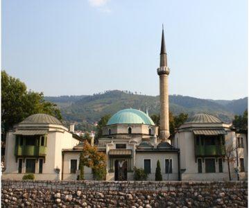 Careva džamija u Sarajevu