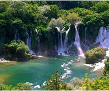 Vodopad Kravice