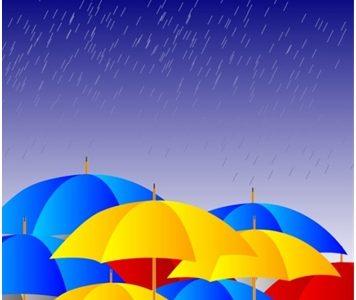 Šta sanjaju kišobrani