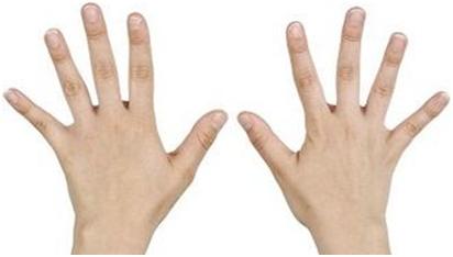 Kako množiti s brojem 9 pomoću prstiju?