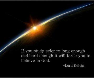 Zašto znanstvenik vjeruje u Boga
