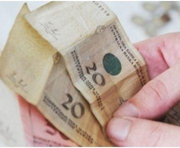 Koliko je zaista prljav novac?