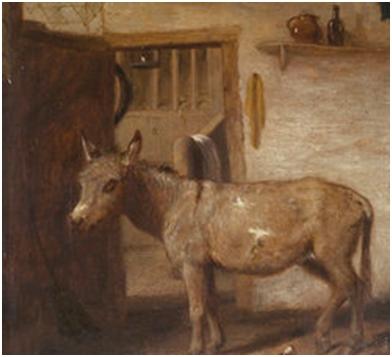 Priča o ljubomornom magarcu
