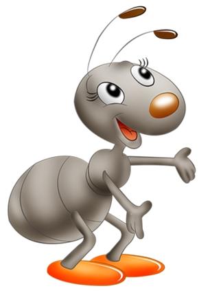 Znatiželjni mrav