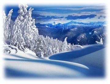 Ljepotica zima