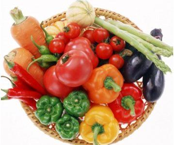 Povrće – خضراوات