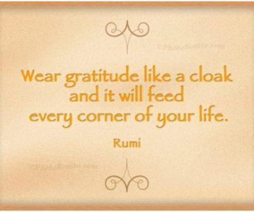 O zahvalnosti