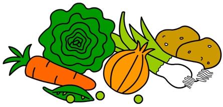 Učimo povrće