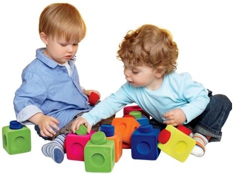 Sigurne igračke za djecu