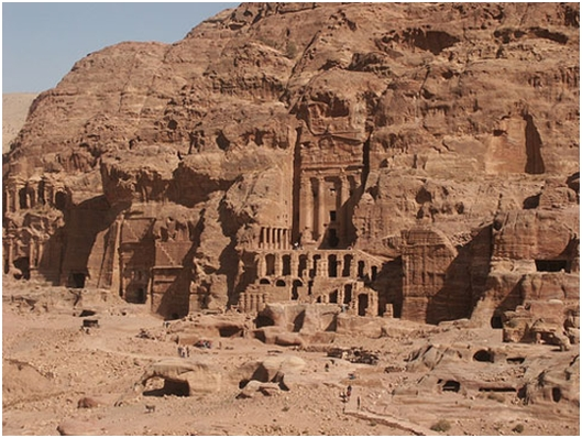 Petra – Mrtvi grad u ljutom kamenu II dio
