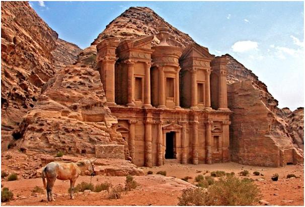 Petra – Mrtvi grad u ljutom kamenu III dio
