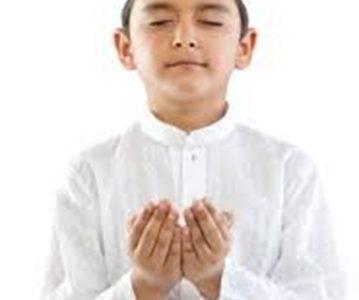 Djetetovo obraćanje Bogu