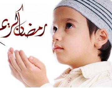 Da li je vaše dijete spremno za mjesec ramazan?