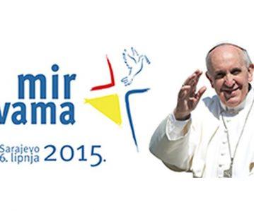 Govor pape Franje na ekumenskom i međureligijskom susretu