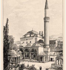 Ko je graditelj Gazi Husrev-begove džamije u Sarajevu?